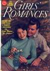Girls' Romances #6 comic books - cover scans photos Girls' Romances #6 comic books - covers, picture gallery