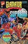 Gladiator/Supreme Comic Books. Gladiator/Supreme Comics.