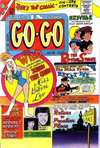 Go-Go #1 Comic Books - Covers, Scans, Photos  in Go-Go Comic Books - Covers, Scans, Gallery