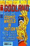 Godland #1 Comic Books - Covers, Scans, Photos  in Godland Comic Books - Covers, Scans, Gallery