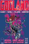Godland #19 comic books for sale