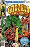 Godzilla #21 Comic Books - Covers, Scans, Photos  in Godzilla Comic Books - Covers, Scans, Gallery