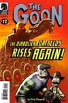 Goon #12 comic books for sale