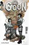 Goon #20 comic books - cover scans photos Goon #20 comic books - covers, picture gallery