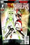 Gotham City Sirens comic books