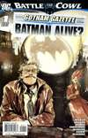 Gotham Gazette: Batman Alive? #1 comic books for sale
