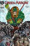 Green Arrow #8 comic books - cover scans photos Green Arrow #8 comic books - covers, picture gallery