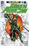 Green Arrow #0 comic books for sale