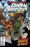 Green Arrow #14 comic books - cover scans photos Green Arrow #14 comic books - covers, picture gallery