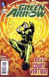 Green Arrow #22 comic books - cover scans photos Green Arrow #22 comic books - covers, picture gallery