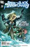 Green Arrow/Black Canary #19 comic books for sale