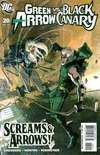 Green Arrow/Black Canary #20 Comic Books - Covers, Scans, Photos  in Green Arrow/Black Canary Comic Books - Covers, Scans, Gallery