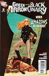 Green Arrow/Black Canary #3 comic books - cover scans photos Green Arrow/Black Canary #3 comic books - covers, picture gallery