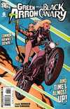 Green Arrow/Black Canary #6 comic books - cover scans photos Green Arrow/Black Canary #6 comic books - covers, picture gallery