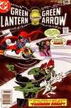Green Lantern #105 comic books - cover scans photos Green Lantern #105 comic books - covers, picture gallery