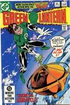 Green Lantern #153 comic books - cover scans photos Green Lantern #153 comic books - covers, picture gallery