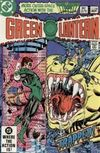 Green Lantern #158 comic books - cover scans photos Green Lantern #158 comic books - covers, picture gallery