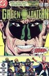 Green Lantern #160 comic books - cover scans photos Green Lantern #160 comic books - covers, picture gallery