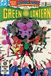Green Lantern #161 comic books - cover scans photos Green Lantern #161 comic books - covers, picture gallery