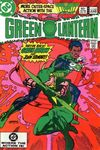 Green Lantern #165 comic books for sale