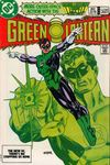 Green Lantern #166 comic books for sale