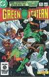 Green Lantern #168 comic books - cover scans photos Green Lantern #168 comic books - covers, picture gallery