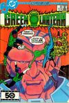 Green Lantern #194 comic books - cover scans photos Green Lantern #194 comic books - covers, picture gallery
