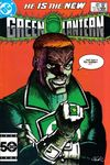 Green Lantern #196 comic books - cover scans photos Green Lantern #196 comic books - covers, picture gallery