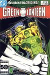 Green Lantern #199 comic books - cover scans photos Green Lantern #199 comic books - covers, picture gallery