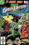 Green Lantern #202 comic books - cover scans photos Green Lantern #202 comic books - covers, picture gallery