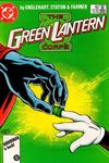 Green Lantern #203 comic books - cover scans photos Green Lantern #203 comic books - covers, picture gallery