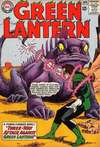 Green Lantern #34 comic books - cover scans photos Green Lantern #34 comic books - covers, picture gallery