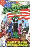 Green Lantern Corps #210 comic books for sale