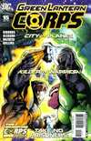 Green Lantern Corps #15 comic books - cover scans photos Green Lantern Corps #15 comic books - covers, picture gallery