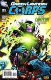 Green Lantern Corps #21 comic books - cover scans photos Green Lantern Corps #21 comic books - covers, picture gallery