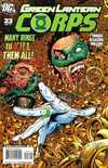 Green Lantern Corps #23 Comic Books - Covers, Scans, Photos  in Green Lantern Corps Comic Books - Covers, Scans, Gallery