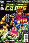 Green Lantern Corps #33 Comic Books - Covers, Scans, Photos  in Green Lantern Corps Comic Books - Covers, Scans, Gallery