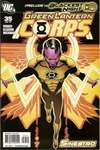 Green Lantern Corps #35 comic books for sale