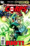 Green Lantern Corps #36 comic books - cover scans photos Green Lantern Corps #36 comic books - covers, picture gallery