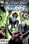 Green Lantern Corps #39 comic books for sale