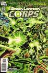 Green Lantern Corps #59 comic books for sale