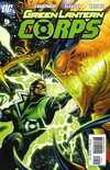 Green Lantern Corps #9 comic books - cover scans photos Green Lantern Corps #9 comic books - covers, picture gallery