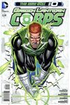 Green Lantern Corps #0 comic books - cover scans photos Green Lantern Corps #0 comic books - covers, picture gallery