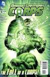 Green Lantern Corps #12 comic books for sale