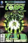 Green Lantern Corps #15 comic books for sale