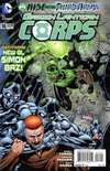 Green Lantern Corps #16 comic books for sale