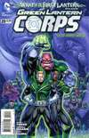 Green Lantern Corps #20 comic books - cover scans photos Green Lantern Corps #20 comic books - covers, picture gallery