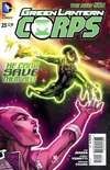 Green Lantern Corps #23 comic books for sale