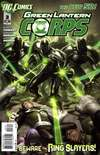 Green Lantern Corps #3 Comic Books - Covers, Scans, Photos  in Green Lantern Corps Comic Books - Covers, Scans, Gallery