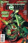 Green Lantern Corps #5 comic books - cover scans photos Green Lantern Corps #5 comic books - covers, picture gallery